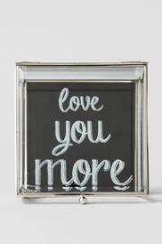 Love You More Jewelry Box