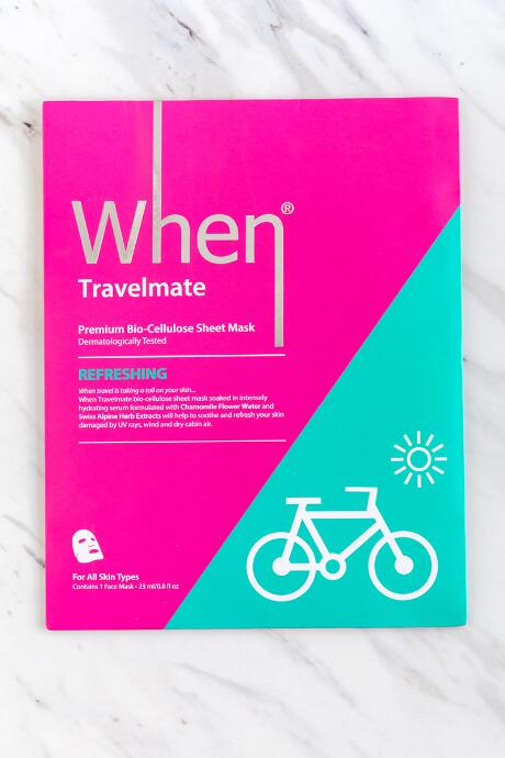 When Travelmate Mask