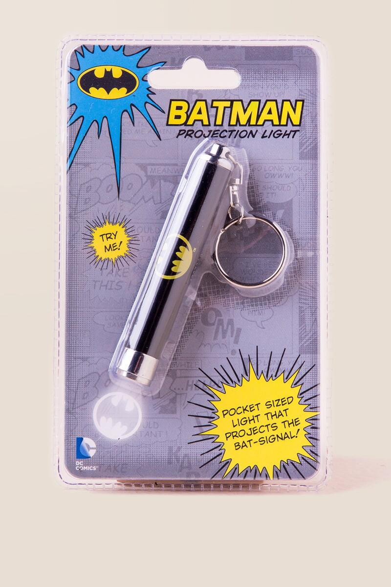 Batman Keychain Light
