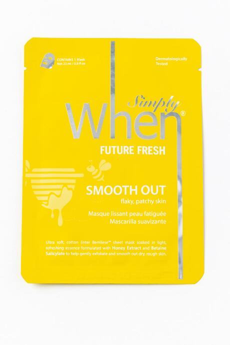 Simply When Future Fresh Mask