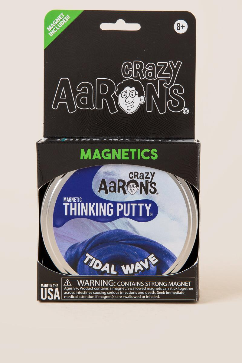 Crazy Aarons Magnetic Thinking Putty