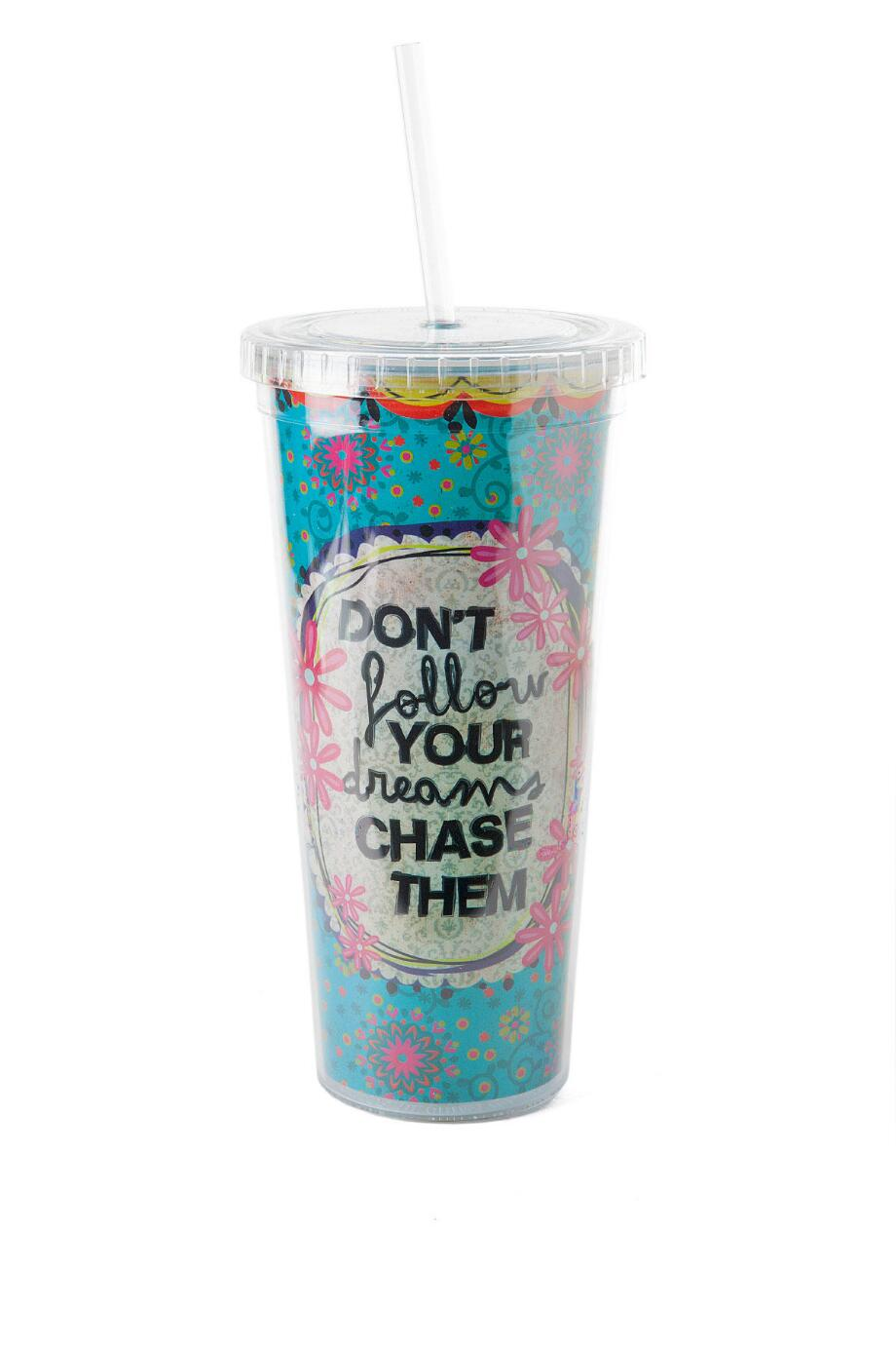 Chase Dreams Travel Cup