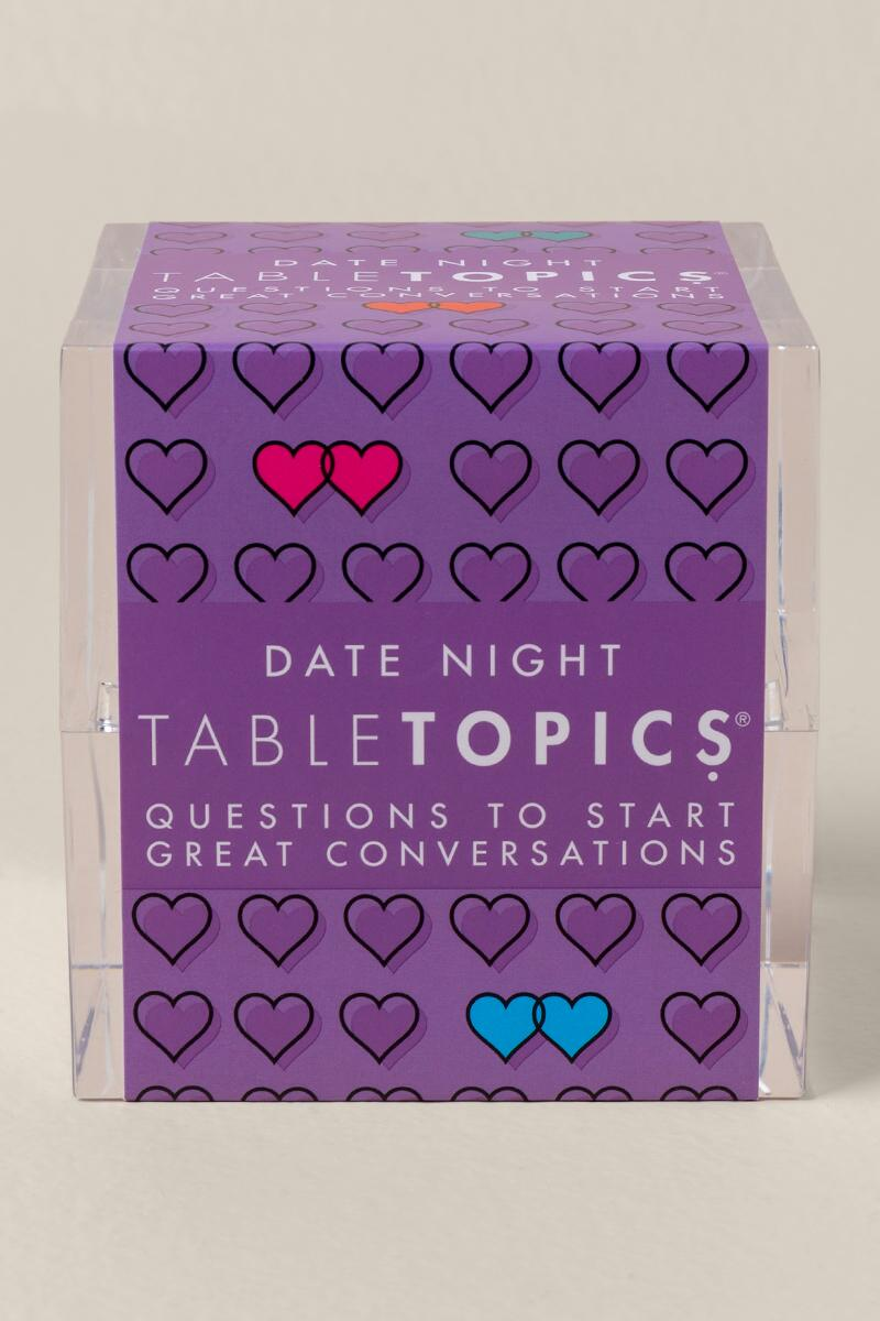 Table Topics Date Night