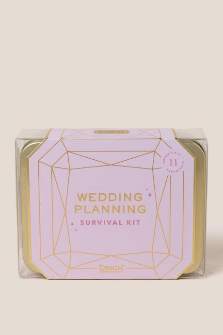 Pinch Provisions® Wedding Planning Survival Kit - Pink