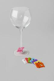 Wink Silicon Wine Charms