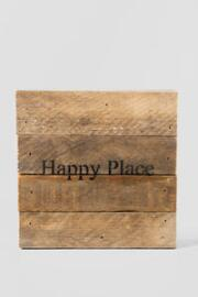 Happy Place Mini Plaque