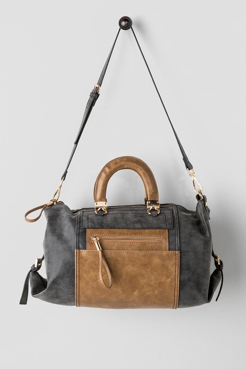 Columbia Distressed Satchel