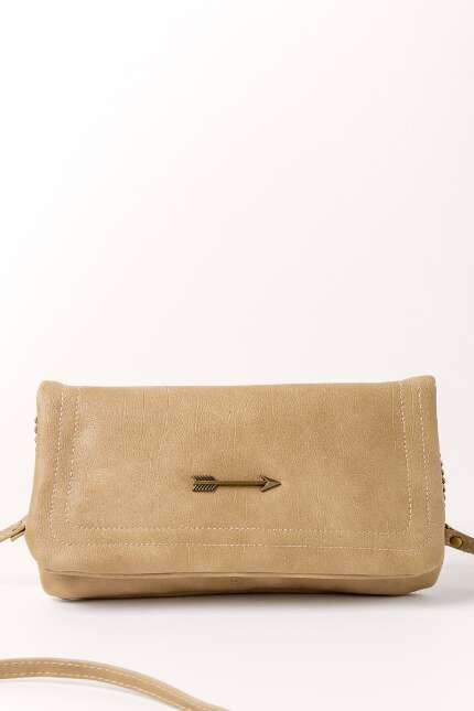 Arrow Emblem Crossbody