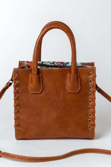 Millie Whip-stitch Mini Tote