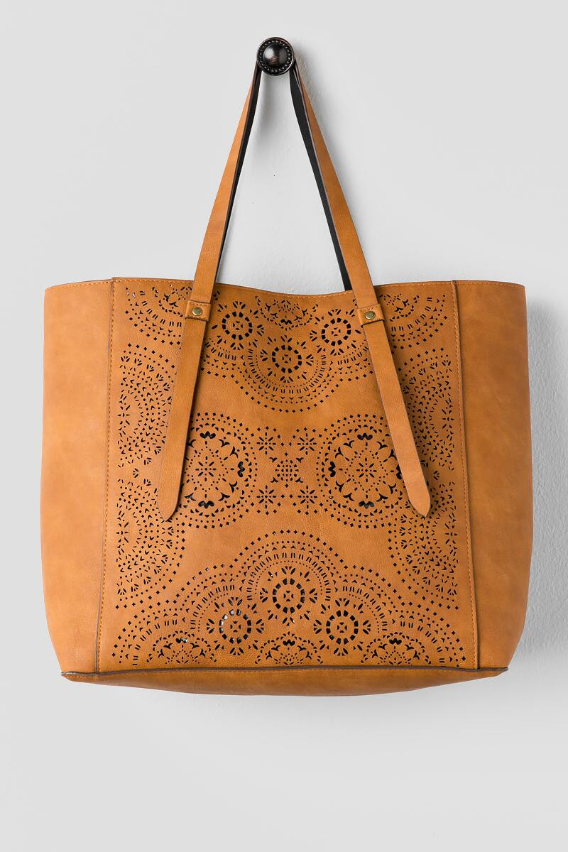 Mercy Perforated Tote