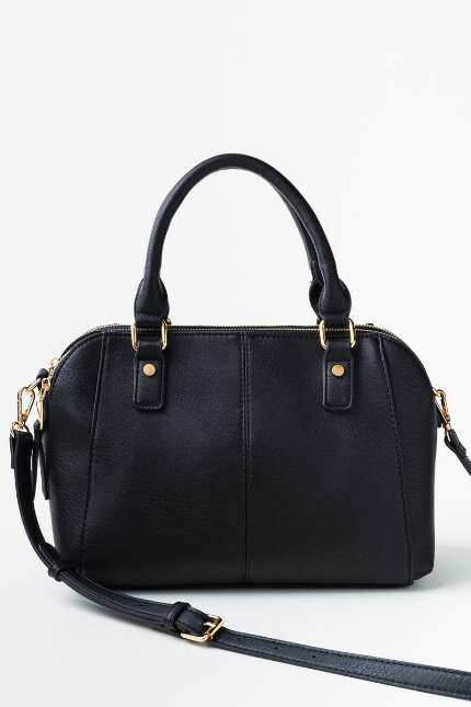 Tara East West Satchel