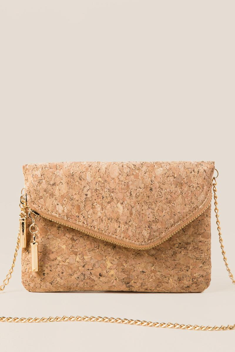 Gabbi Mini Cork Crossbody