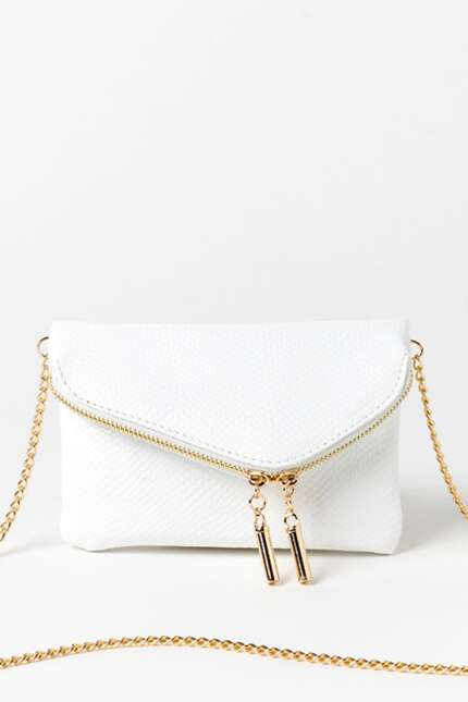 Meg Mini Angled Flap Crossbody