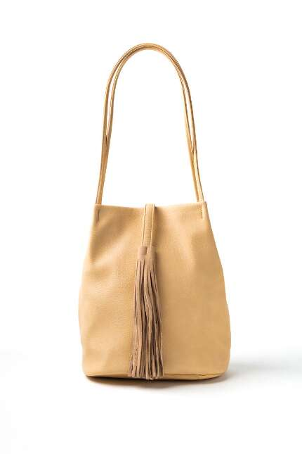 Alley Suede Bucket Tote