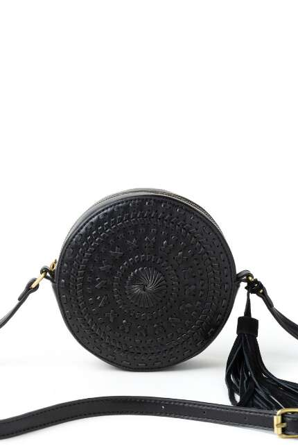 Clair Round Crossbody