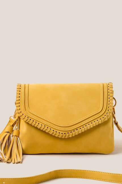 Martina Whipstitch Crossbody