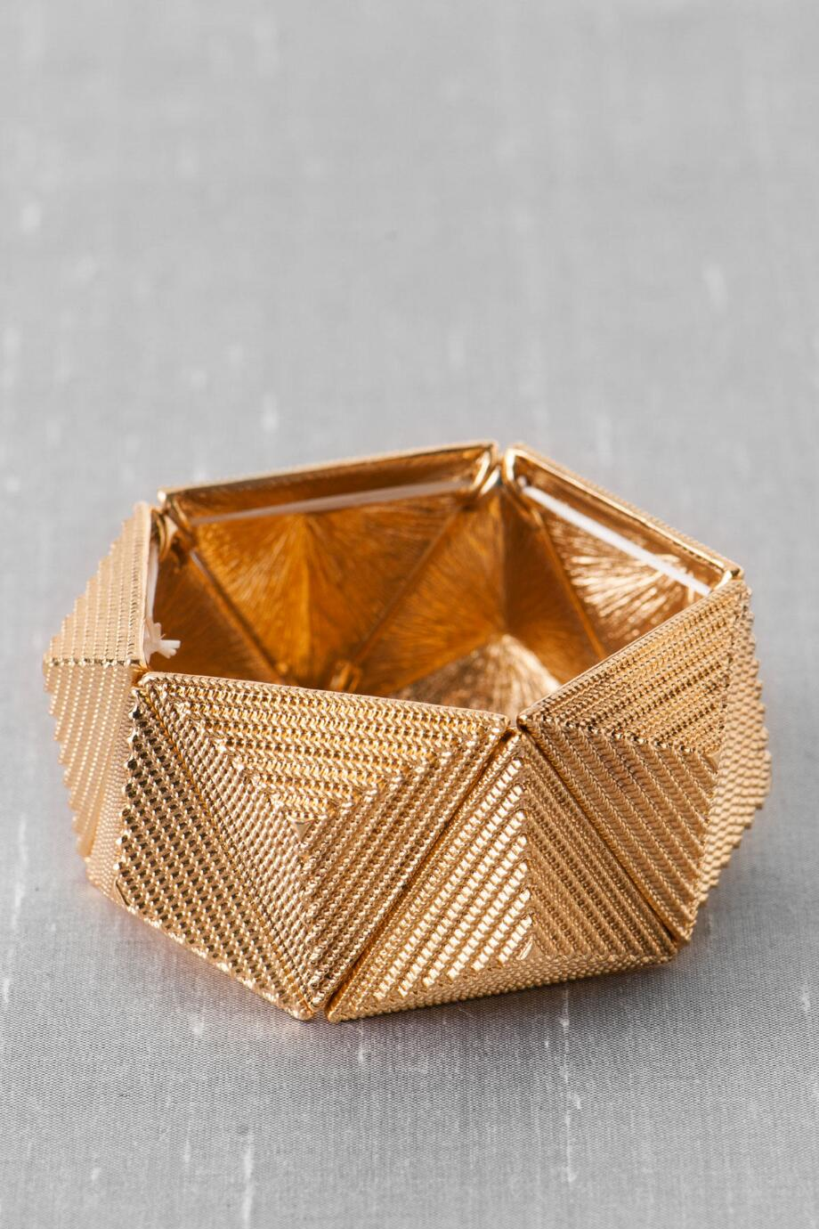 Newton Geometric Stretch Bracelet