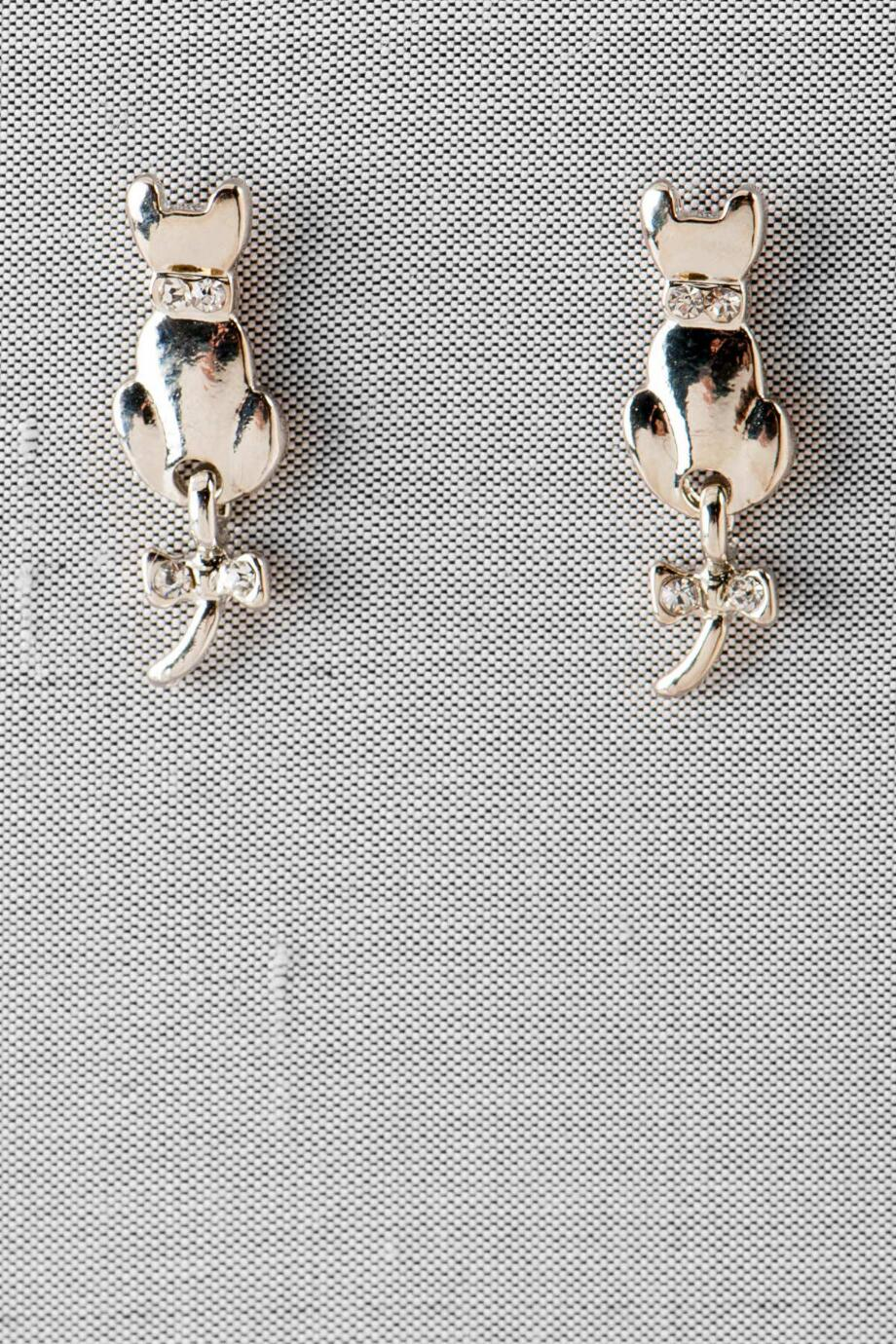 Aria Cat Earrings