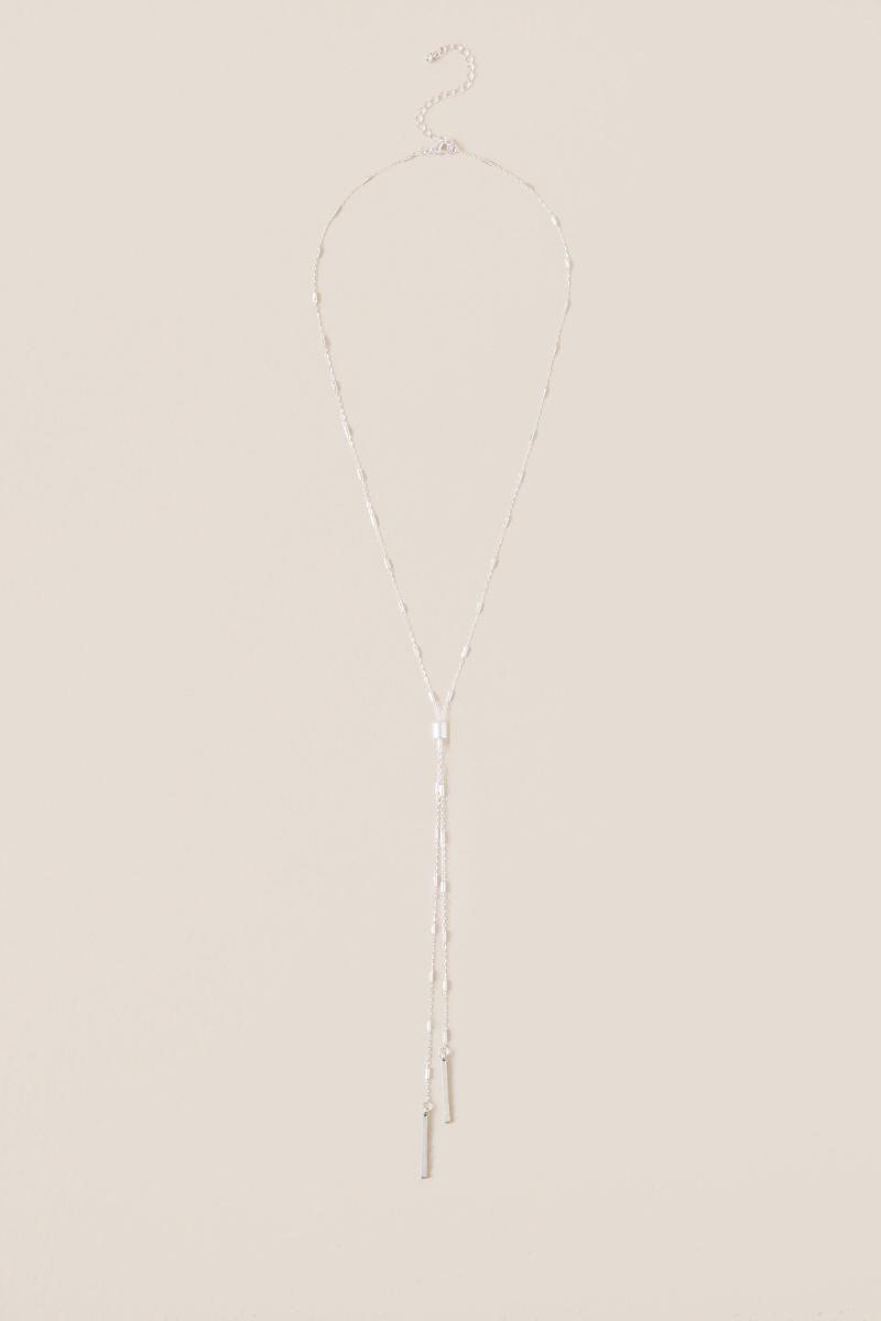 Harper Adjustable Lariat Necklace
