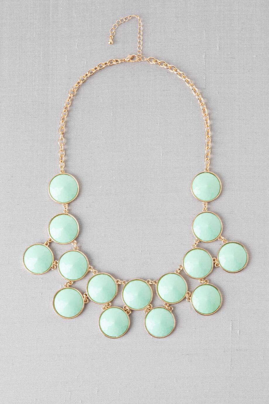 Crater Lake Statement Necklace