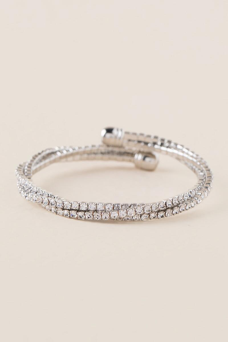 Tinsley Twist Bangle Bracelet