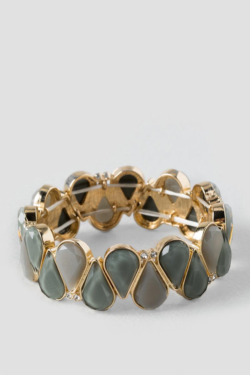 Paloma Tear Drop Stretch Bracelet