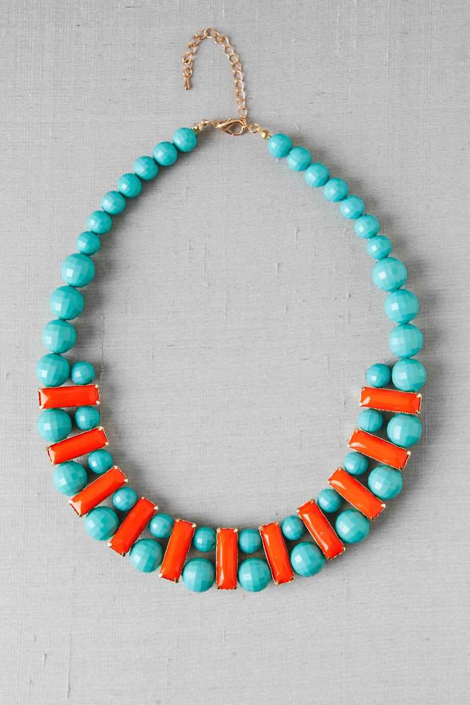 Vicksburg Beaded Necklace