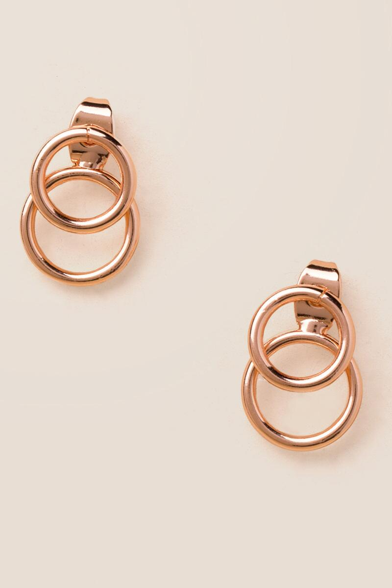 shop stud crowdyhouse earrings circle mini on gp gold