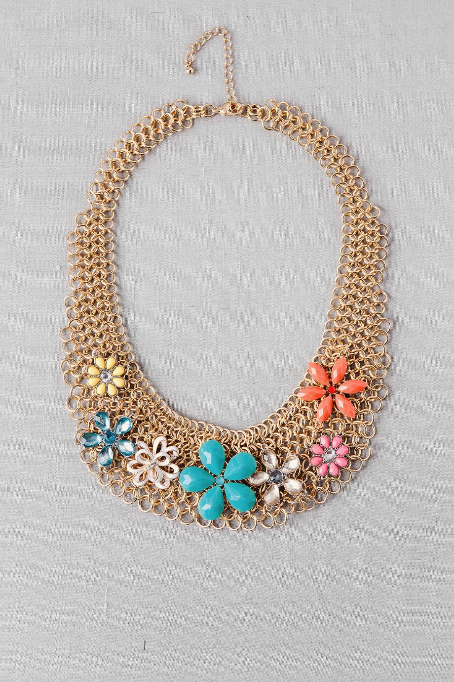 London Garden Necklace