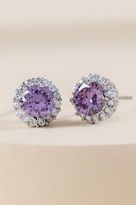 dff07e7828941 Womens Purple Earrings | francescas