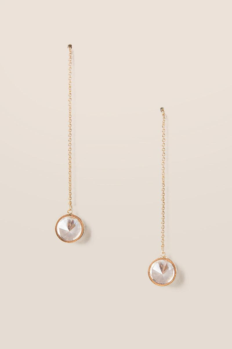 Cristabel Floating Drop Earrings