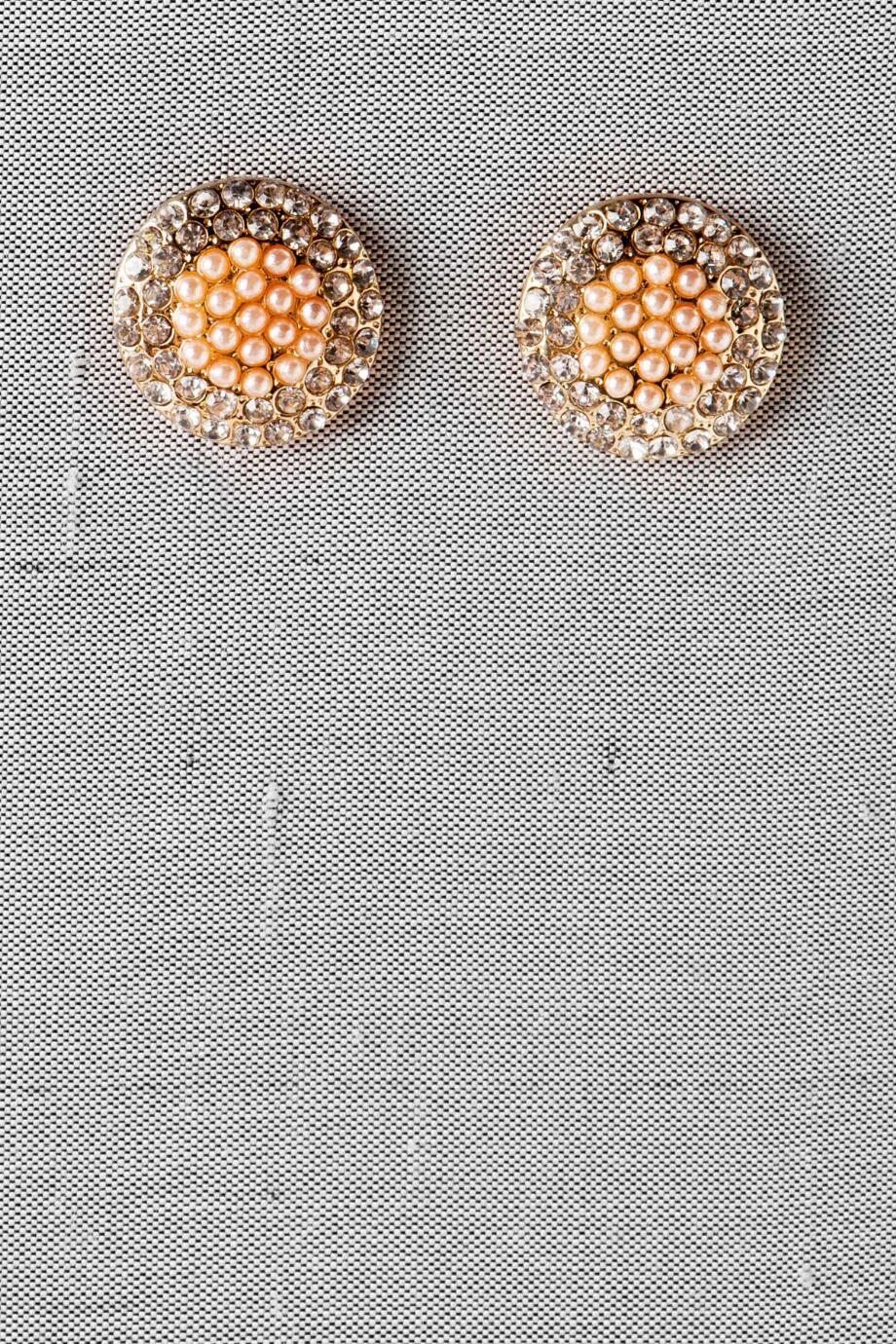 Julia Crystal Studs