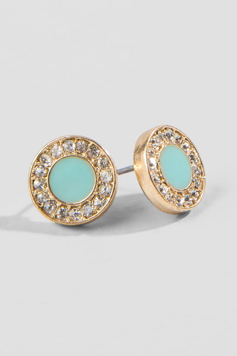 Vivienne Stud Earrings