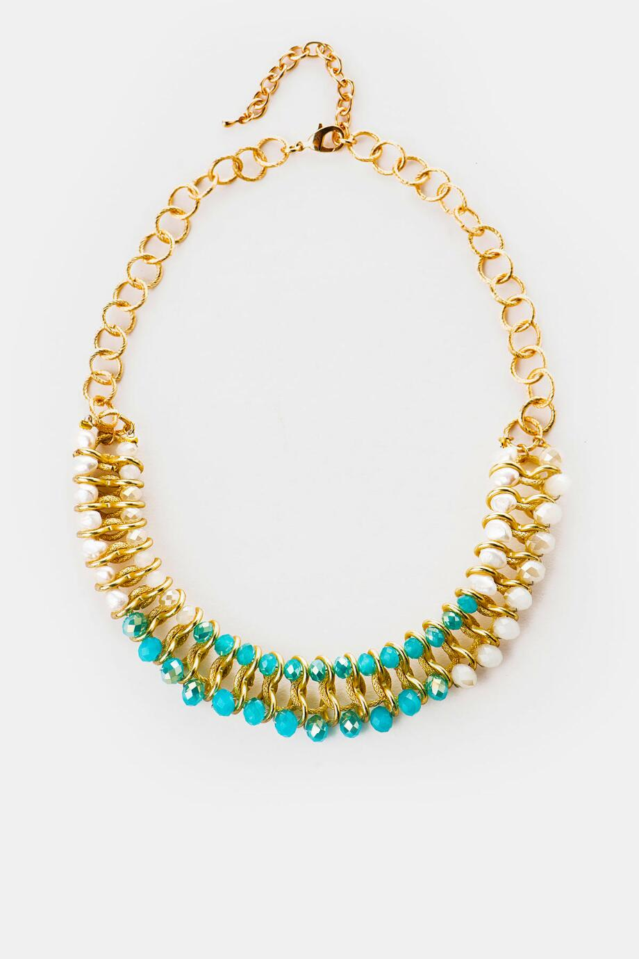 Nevis Beaded Necklace