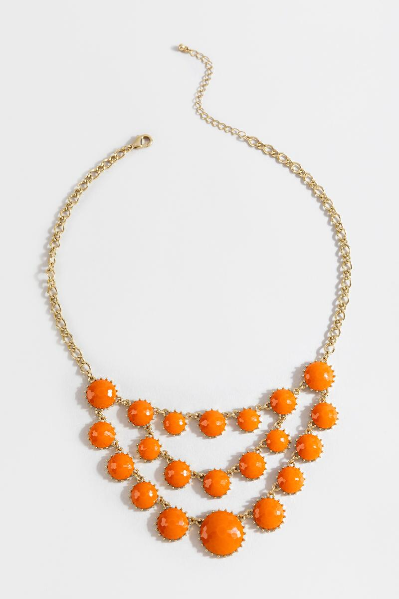 Sela Tiered Starement Necklace
