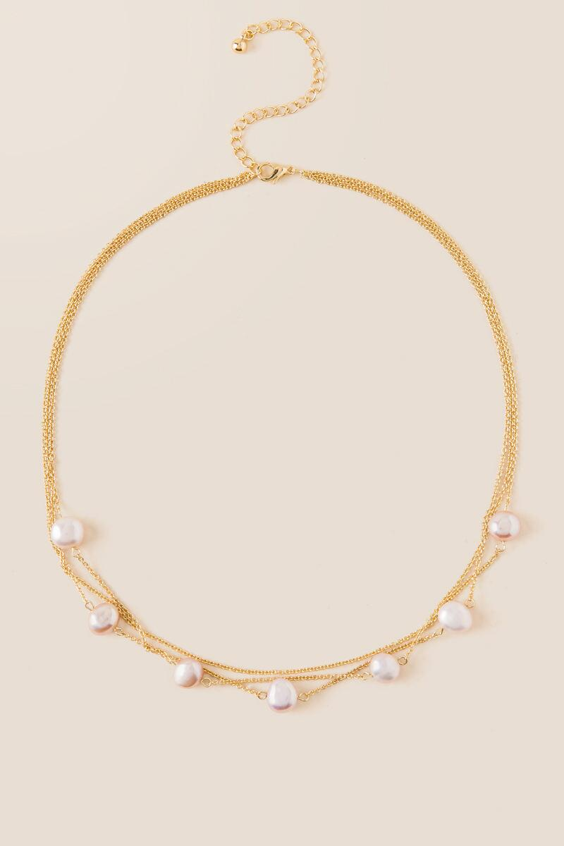 Guinevere Freshwater Pearl Necklace