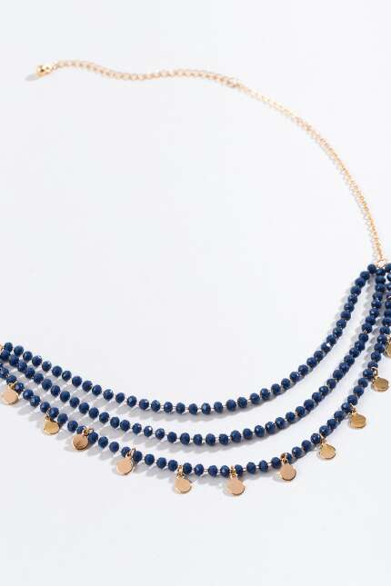 Dakota Multi-Strand Necklace