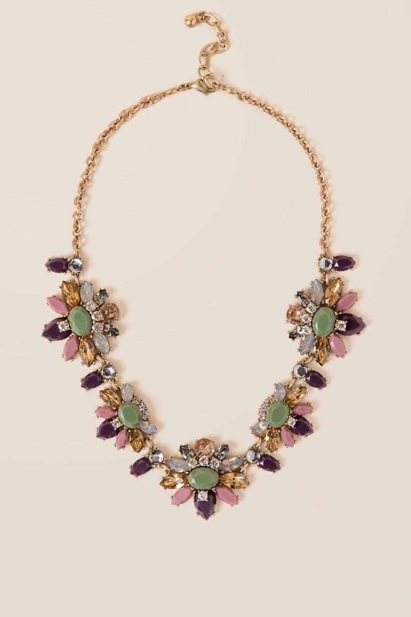 Fiona Statement Necklace