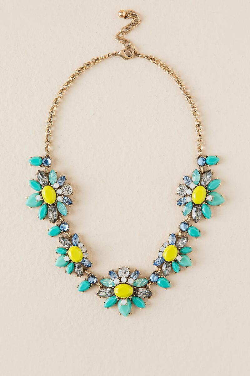 Cassidy Statement Necklace