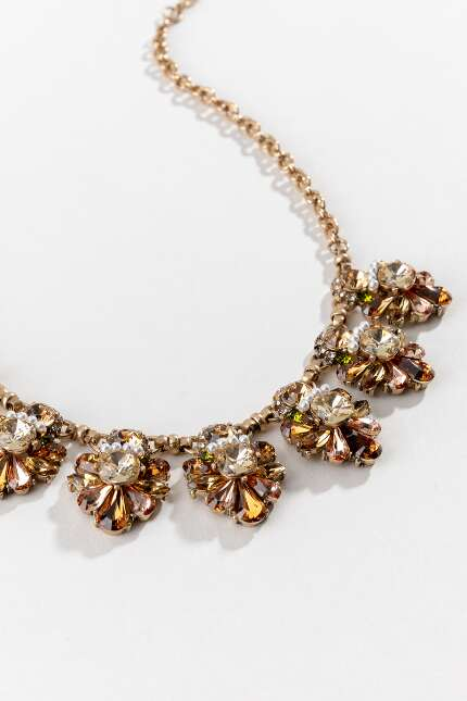 Maris Cluster Statement Necklace