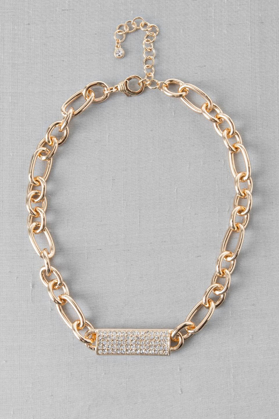 Midtown Chain Necklace-  cry-cl