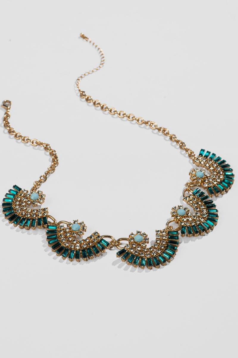Terrace Statement Necklace