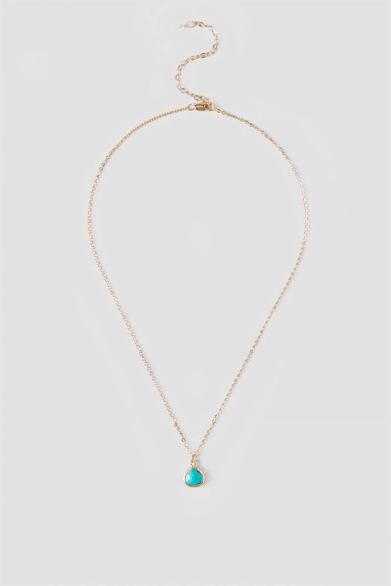 Hayden Short Pendant Necklace