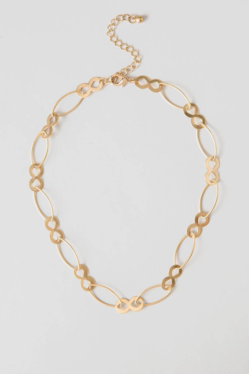 Vila Bay Geometric Necklace