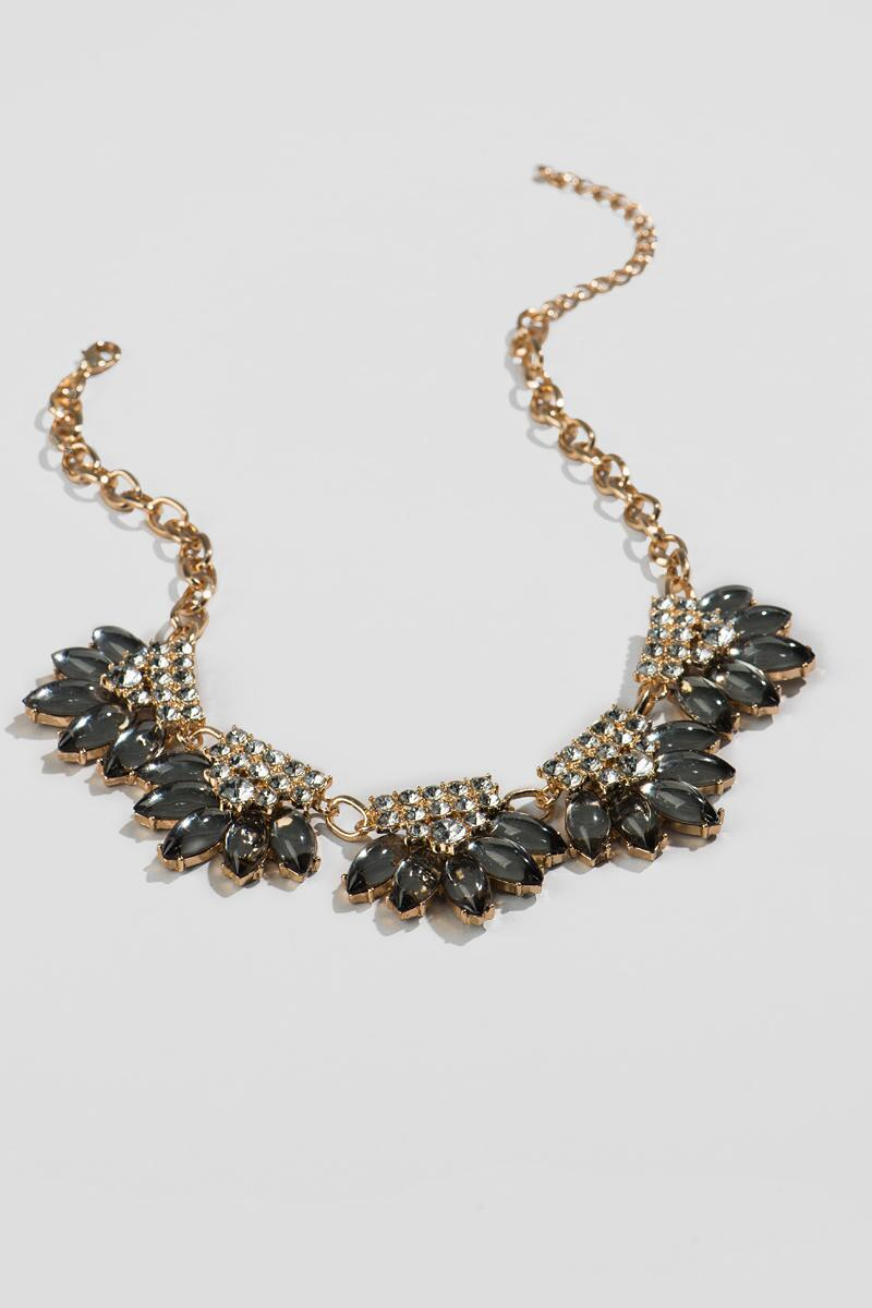 (SEPTEMBER MOS - DO NOT ACTIVATE!) Josephina Jeweled Statement Necklace (SEPTEMBER MOS - DO NOT ACTIVATE!)