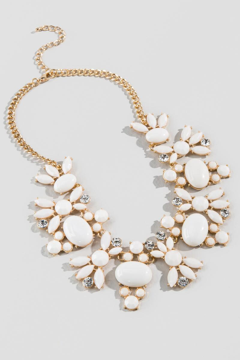 Castellana Statement Necklace