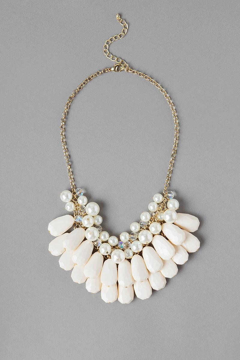 Covina Double Drop Necklace