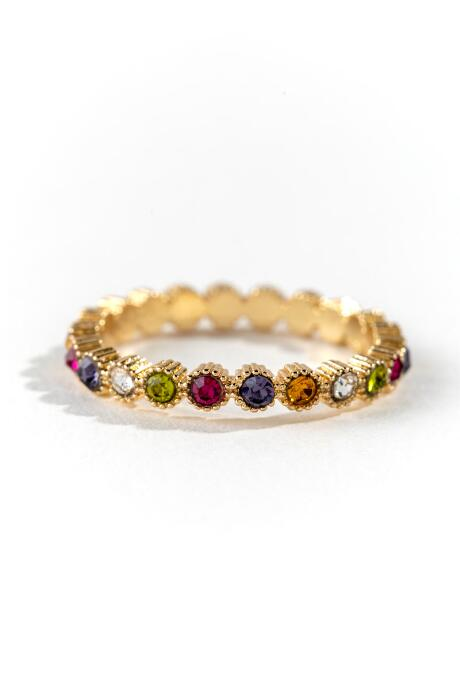 Maya Multi Color Ring