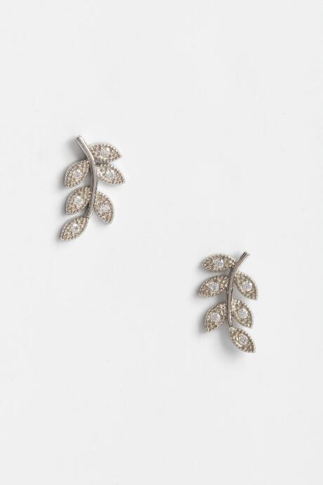 Alianna Leaf Sterling Crawlers