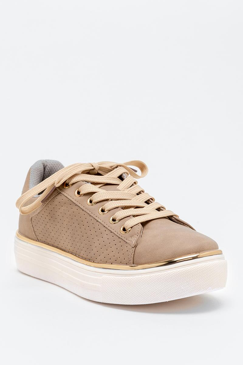 Wanted® Ace Sneaker-  taup-cl